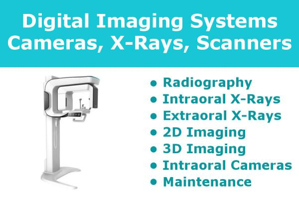 Dental Imaging Systems – Cameras | X-rays | Scanners