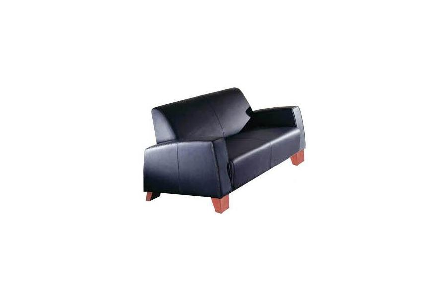Flora Leather Armchair and Sofa