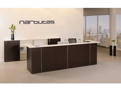 Nova Reception Desk Range