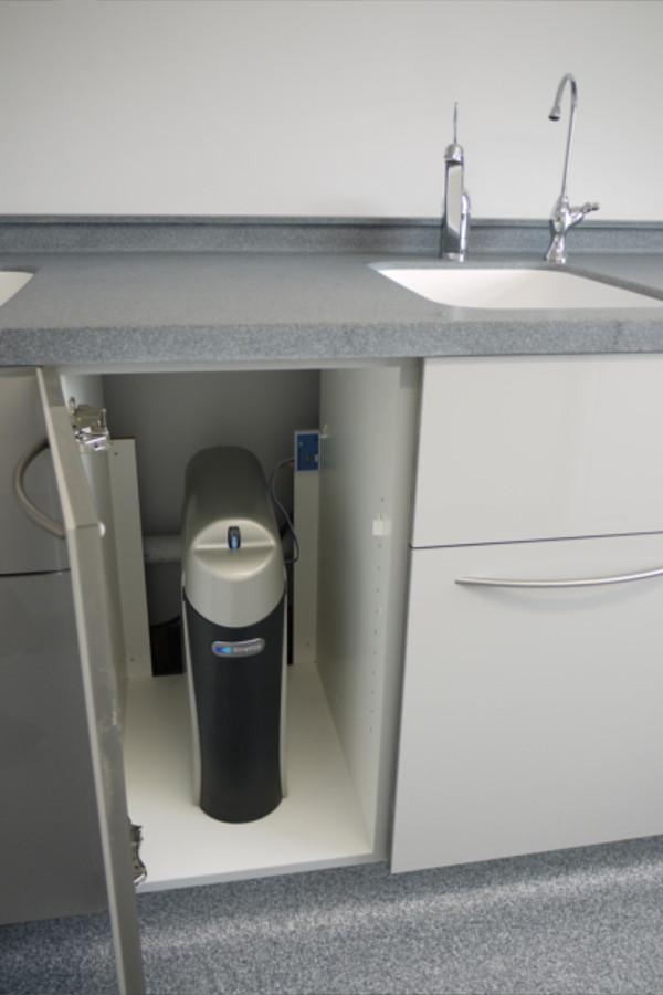 Decontamination Room Design: Castle Street Dental Practice, Dover
