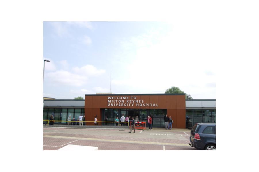 Milton Keynes University Hospital - Eclipse Dental