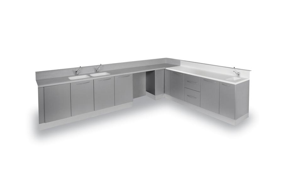 Decontamination Cabinetry