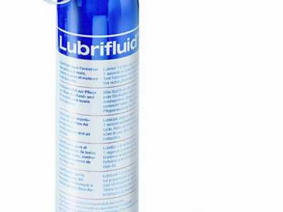 Free Can of Lubrifluid