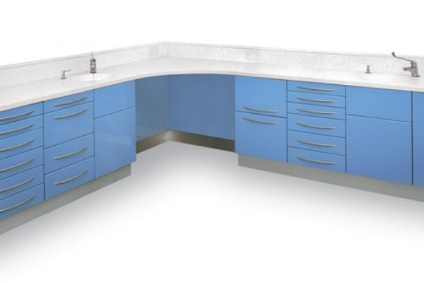 Monterey Dental Cabinetry