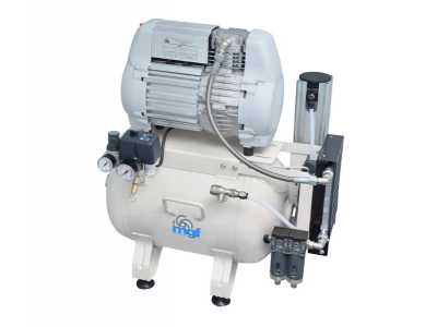 MGF 1-2 Chair Air Compressor with Dryer