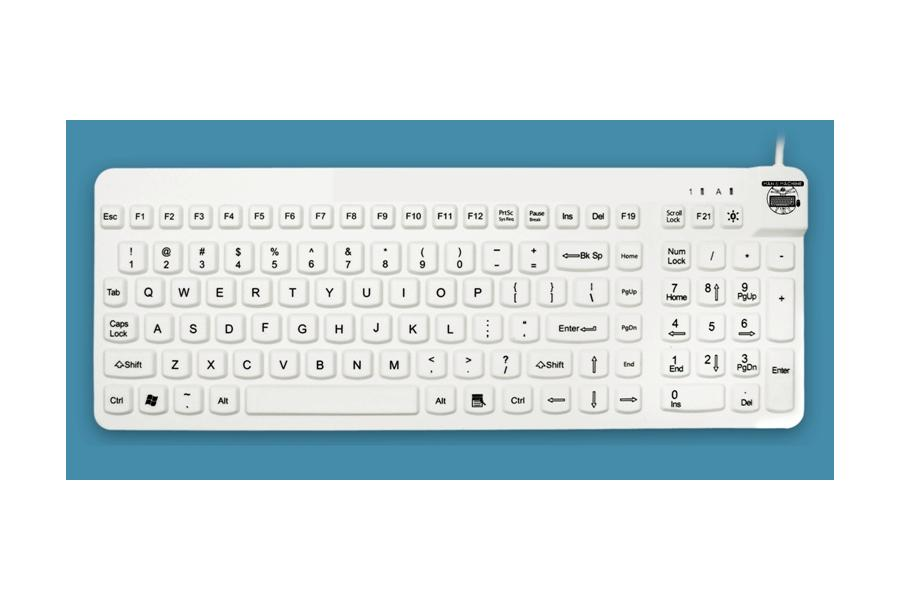 Washable Medical Keyboard