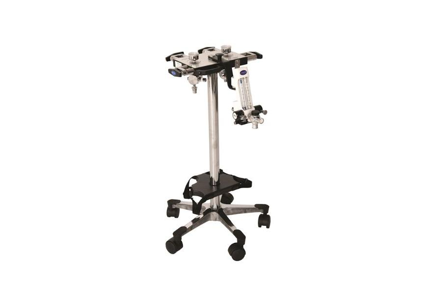 Mobile 4 Cylinder Stand