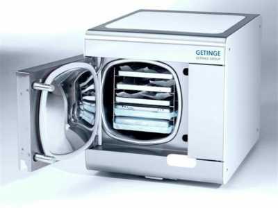 Getinge Quadro Vacuum Autoclave Eclipse Dental