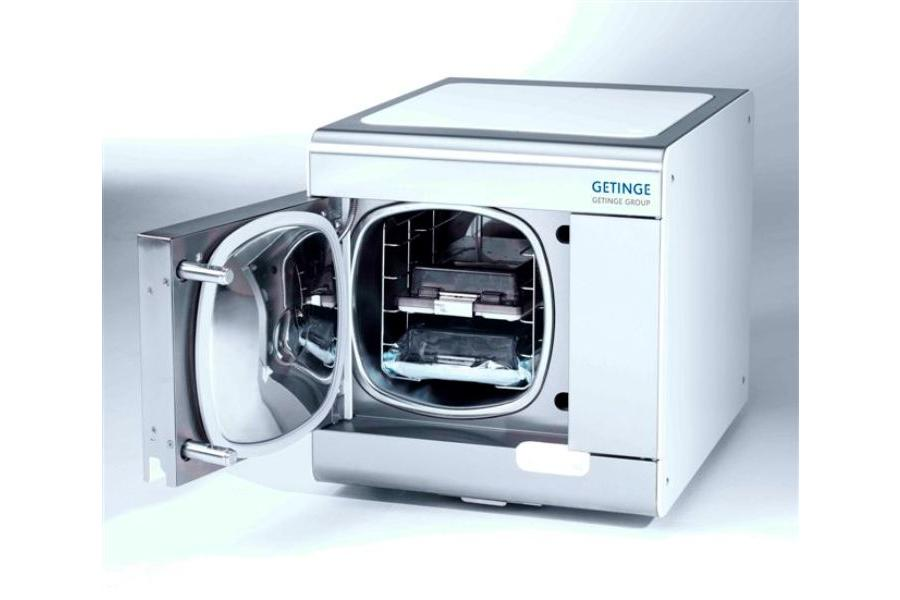 Getinge Quadro Vacuum Autoclave Eclipse Dental