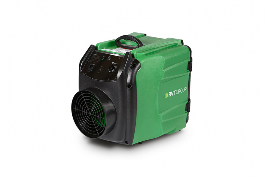 Raptor Negative Pressure Kit Rental with HEPA filtration