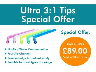 Ultra 3:1 Tips Special Offer