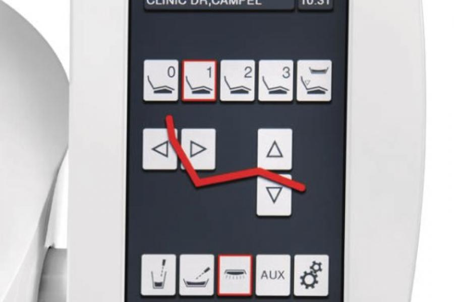 Ancar 'Touch Expert' Control Panel