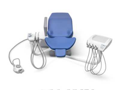 Ancar A-3250 dental chair top view