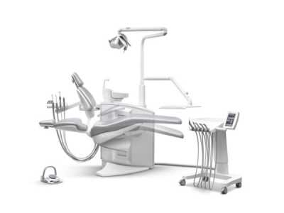 Ancar Sd-580 dental chair side view positions