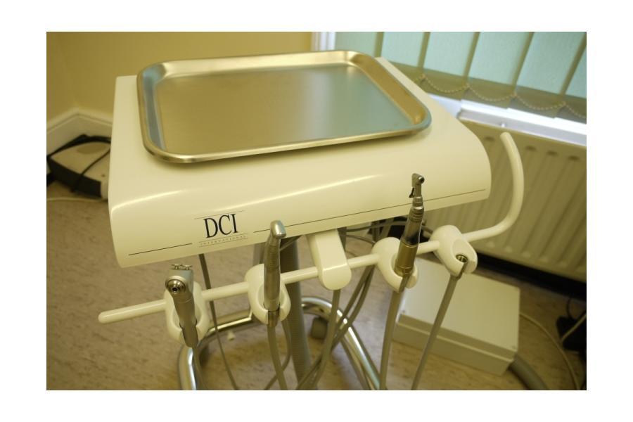 Dci Series Iv Mobile Cart Eclipse Dental