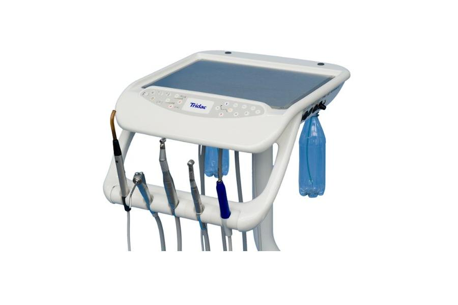 Tridac Trionic 5 Module Dental Cart